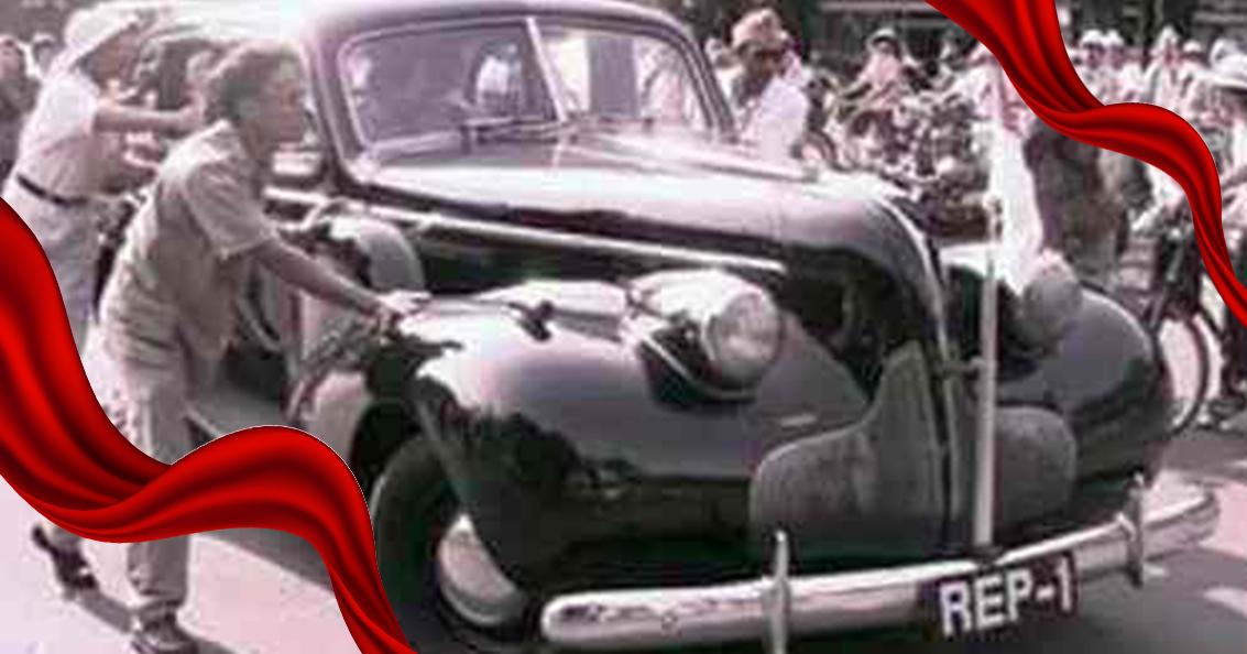 Kisah di Balik Mobil 'Rampasan' untuk Presiden Soekarno di Momen Proklamasi
