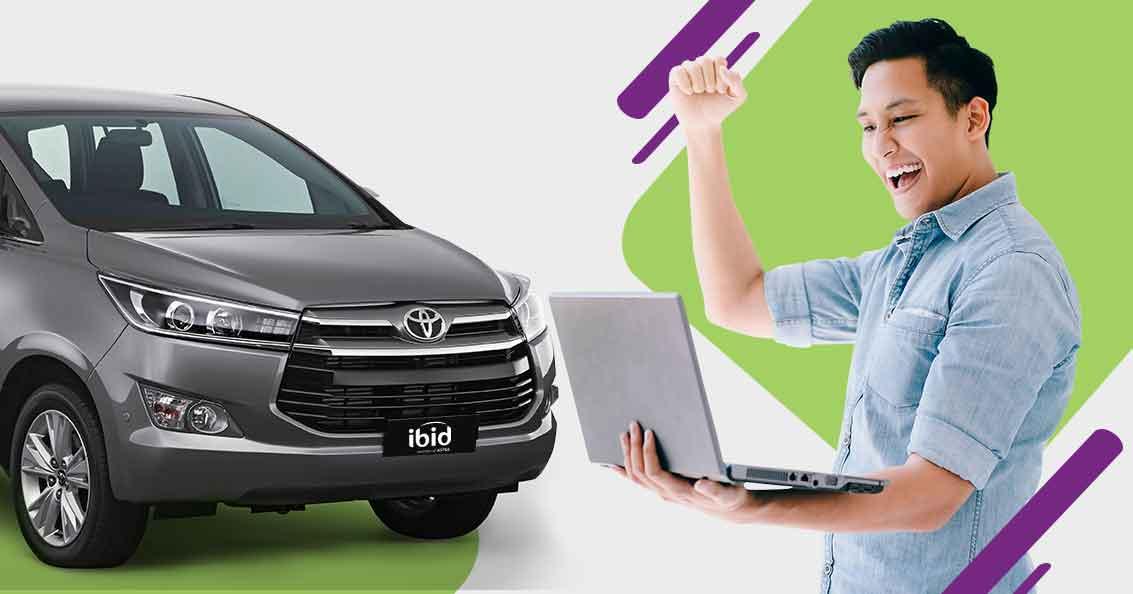 Saatnya Berburu Mobil Bekas di Lelang Online IBID